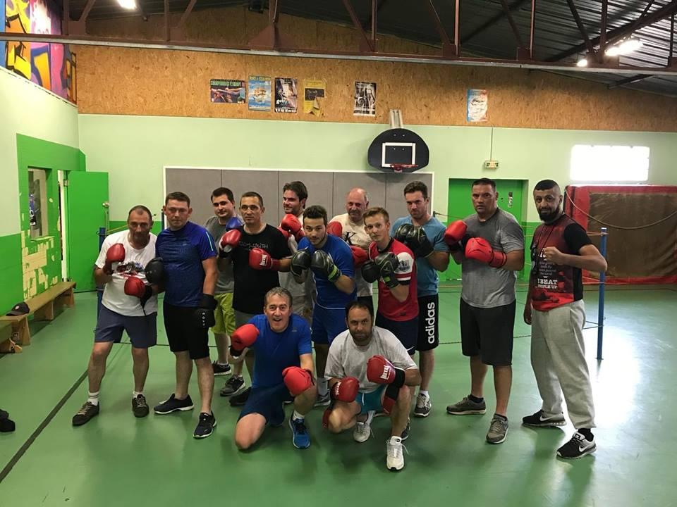 Equipe Boxe
